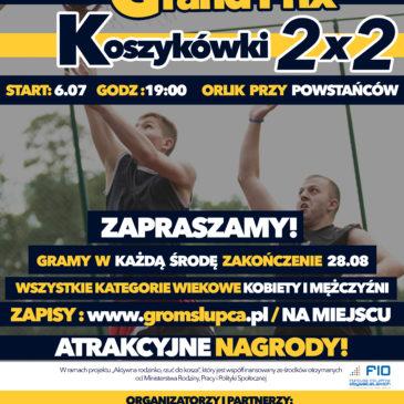 Grad Prix Koszykówki 2×2