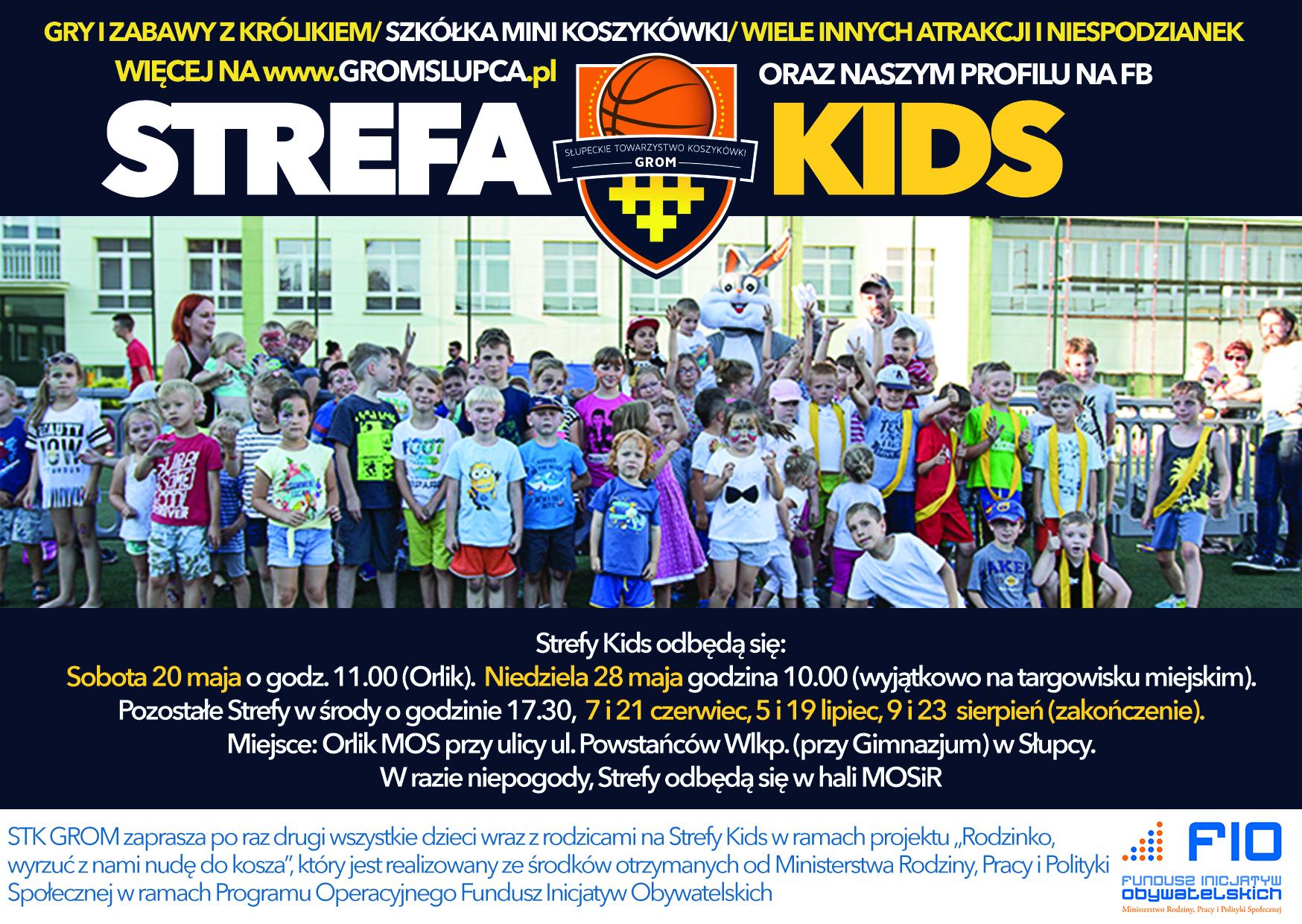 STREFA KIDS ULOTKA 2017
